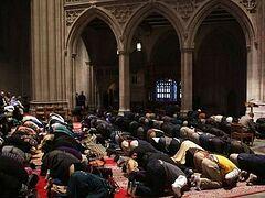 Кафедральный собор Вашингтона предоставили для намаза мусульманам