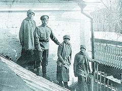 1917: Почему Синод не вступился за царя?