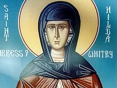 Venerable Hilda, Abbess of Whitby