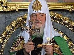 Patriarch Kirill urges Europe to return to Christian values