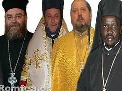 Избраны новые иерархи Александрийской Православной Церкви