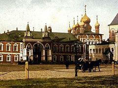 Олег Журин: я хотел бы поучаствовать в восстановлении Чудова и Вознесенского монастырей