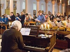 Sunday morning inconvenient for church services ... says Church of England
