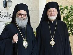 Patriarch from Syria Coming to Enthrone New Head of Antiochian Church in America
