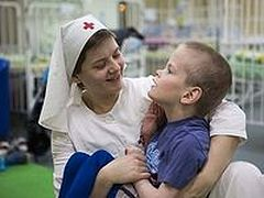 Church to open the first non-state handicapped children's home in Russia