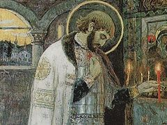 "St. Alexander Nevsky: The Victory of Christ or a ""Balance of Power"""