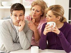Брак как экзамен для трех женщин одновременно