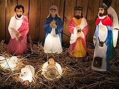 Суд во Франции запретил Рождественский вертеп