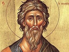 Homily on the Day of the All-Praised Apostle Andrew the First Called. Man's true, Eternal Riches