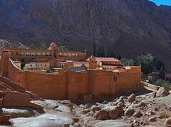 Монастырь св. Екатерины на Синае отпраздновал День своей небесной покровительницы