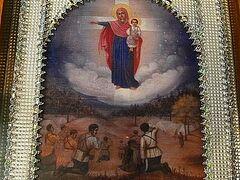 Свято-Ольгинскому монастырю в Луганске подарили старинные иконы