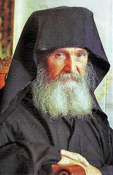 Archimandrite Ephraim (Moraitis) †2019.