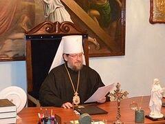 Митрополит Сарненский Анатолий: За 10 дней в епархии ограблены 3 храма