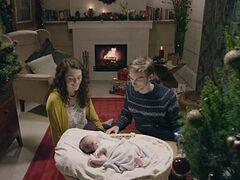 В Британии запустили рекламу Рождества