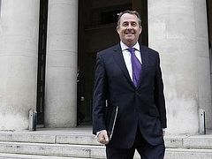 Liam Fox: It's not 'Happy Holidays' but Happy Christmas