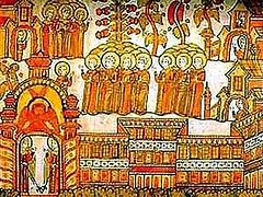 """Symbolism of the Orthodox monastery in """"The walk of Agapius to paradise"""""""
