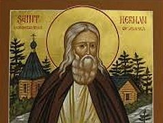 The Relics of St. Herman of Alaska