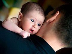 «Ребенка несет Отец». Слово на Новый год