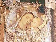Wonder working Icon of the Theotokos thwarts thieves
