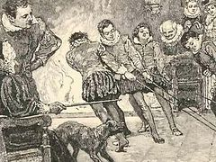 Presbyterian and Puritaniсal Curmudgeons, and the War Against Christmas