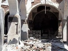 Death, violence and displacement: The persecution of Christians