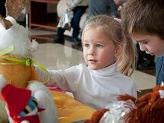 В Донецке под звуки выстрелов прошла Рождественская митрополичья ёлка»