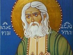 St. Seraphim of Sarov in Georgia