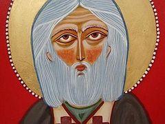 Преподобный Серафим Саровский и Грузия
