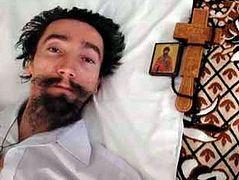 Перед смертью он говорил со Христом