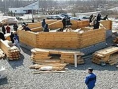В Севастополе за один день выстроят храм