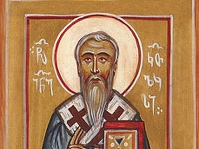 Saint Ioane (Chrysostom) the Catholicos (†1001)