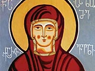 Holy Martyr Salome the Georgian (13th century)