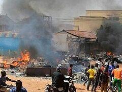 В Нигере идут погромы, спровоцированные публикациями «Шарли Эбдо»