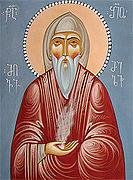 Repose of Venerable Shio of Mgvime (6th century)