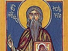 Saint Kaikhosro the Georgian (†1612)