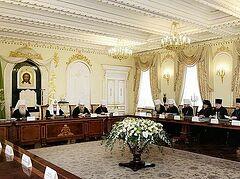 Опубликованы темы к рассмотрению комиссиями Межсоборного присутствия в 2015-2018 гг.