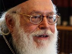 Archbishop Anastasios of Tirana Proposed for Greek President
