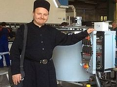 Orthodox monks in Russia start Italian cheese factory