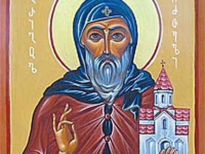 Venerable Grigol of Khandzta (†861)