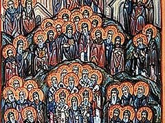 Venerable Fathers and Mothers of the Klarjeti Wilderness (8th–10th centuries)