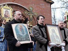 В столице прошел крестный ход памяти героев Первой мировой войны