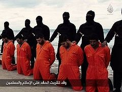 (Breaking) ISIS Executes 30 Christians on Videotape