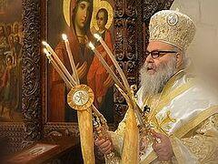 Патриах Иоанн Х: Великий пост требует от современного христианина особого делания