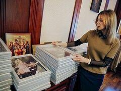 Наталья Поклонская заказала мемориал Николаю II для Ливадийского дворца