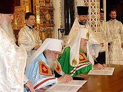 Archimandrite Tikhon Calls Upon the Schismatics of Latin America to Change Their Mind