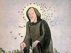 Holy Father Modomnoc of Ossory, Patron Saint of Bees