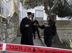 Christian seminary torched in suspected hate crime in Jerusalem