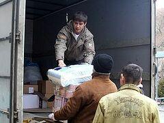 Помощь Донской митрополии ежедневно получают 190 семей беженцев с Украины