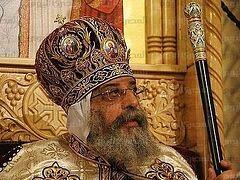 Предстоятель Коптской Церкви: