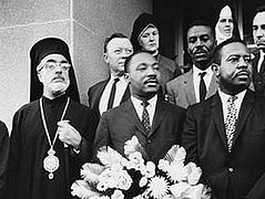 """Archbishop Demetrios to travel to Alabama for the 50th Commemoration of the """"March on Selma"""""""